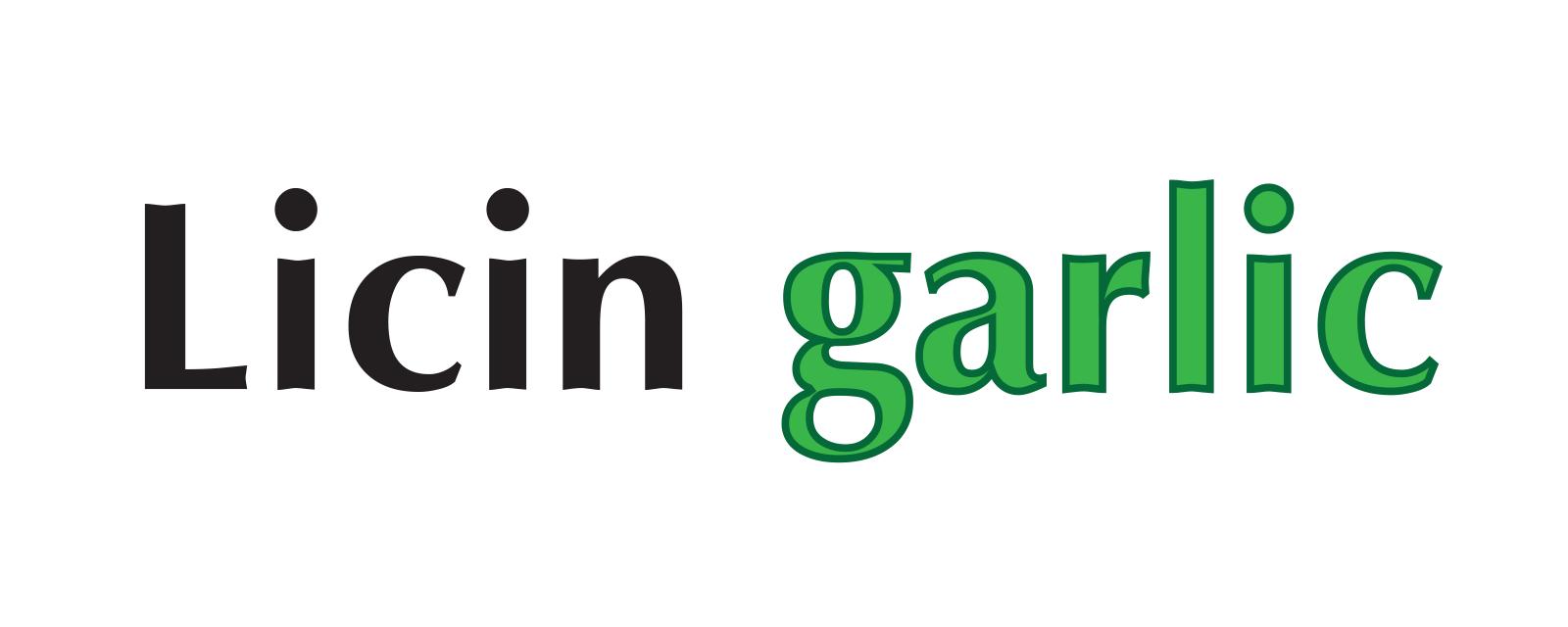 Licin garlic